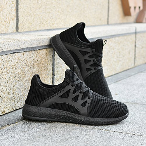 42f1e6322594fb ZOCAVIA Mens Sneakers Ultra Lightweight Breathable Mesh Street Sport Gym  Running Walking Shoes
