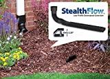 Amerimax Home Products 4600 Downspout Extension, Black