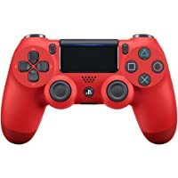 Control Inalámbrico DualShock 4 - Magma Red - PlayStation 4 Standard Edition