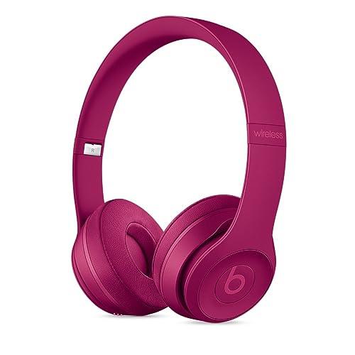 Beats Solo3 Wireless - ブリックレッド