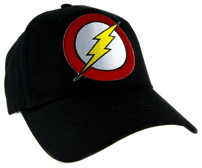 new styles ef6f5 dcf12 ... buy the flash logo hat baseball cap alternative clothing dc comics  c8d6c 2b41c