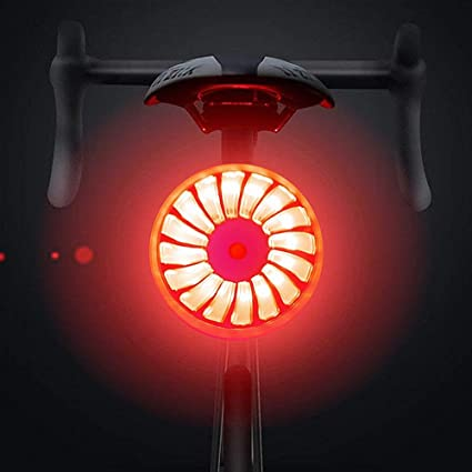 Durable Highlight Bicycle LED Tail Lights Outdoor Night Lamp Tool Safety Cycling
