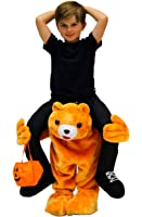 Costume Agent Men's Piggyback Bear Ride-On Costume
