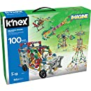 K'NEX 100 Model Building Set – 863 Pieces – Ages 7+ Engineering Educational Toy