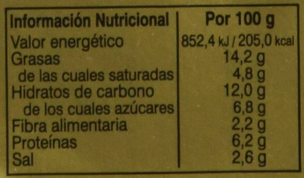 La Fragua Paté de Morcilla y Piñones - 100 gr: Amazon.es: Alimentación y bebidas