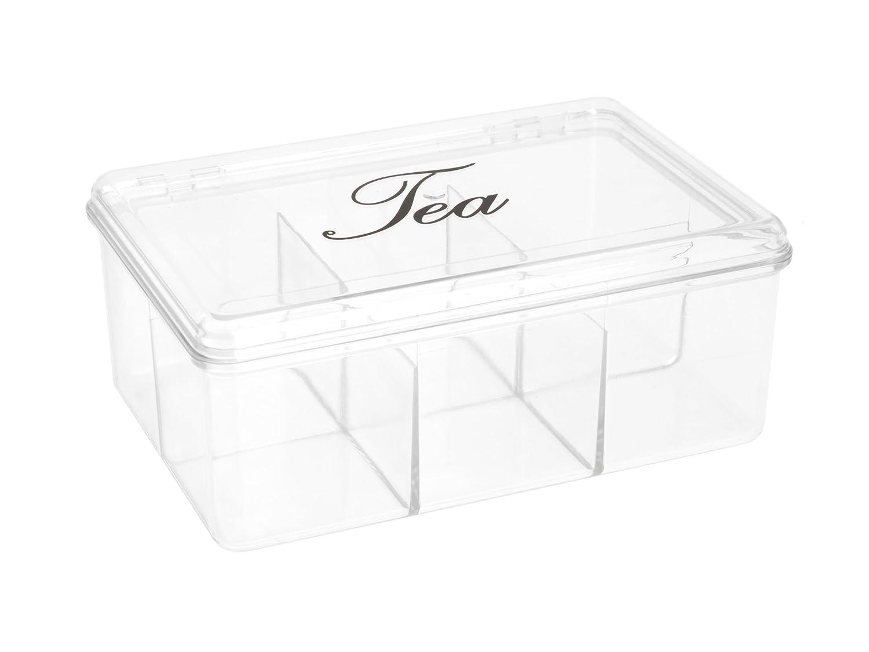 FG-Trading - Scatola porta bustine di tè Relaxdays Relaxdays 473829526