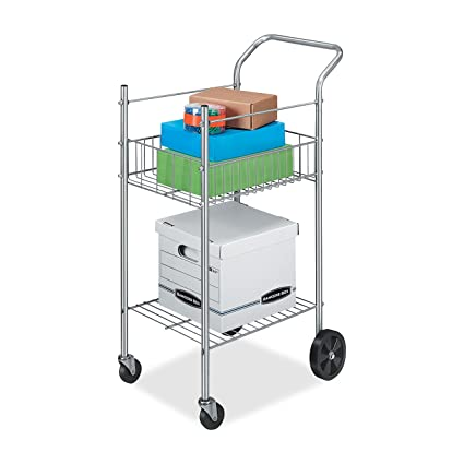 Charmant Fellowes Economy Office Cart (4092001)