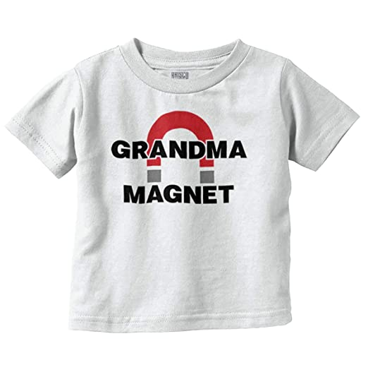 Amazon Grandma Magnet Cute Love Birthday Gift Nana Mimi Toddler Infant T Clothing
