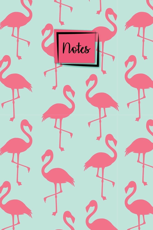 Download Notes: Pink Flamingo Dot Grid Journal for Taking Notes Journaling School or Work pdf epub