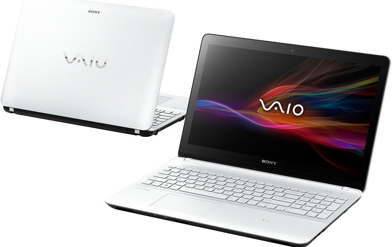 Sony Vaio SVF1521F2E - Portátil táctil de 15.5