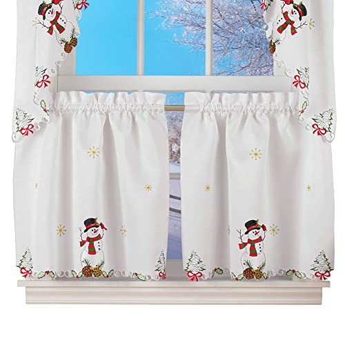 Christmas Kitchen Curtains: Amazon.com