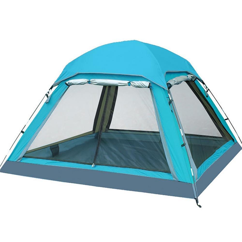 MIAO Outdoor 3-4  Herrenchen Wasserdichte Anti-UV Camping Zelte