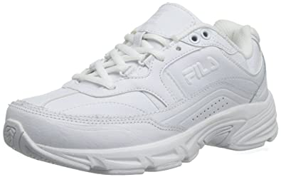 941f2bd154e3e Amazon.com  Fila Women s Memory Workshift Slip Resistant Work Shoe ...