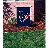 Party Animal Houston Texans Garden/Window Flag