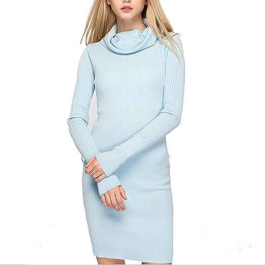 High Sleeve Midi Story Pullover Long Women's Neck Drape Fashion yImvY6bf7g