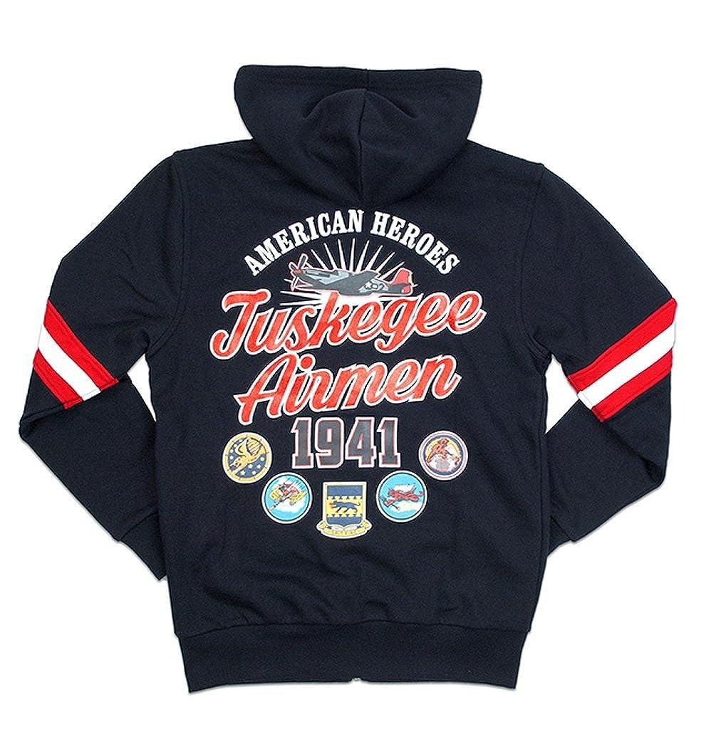 Tuskegee Airmen Zip Up Hoodie