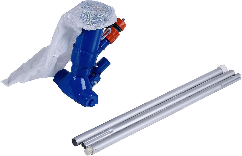 Hafix GmbH Pool Cleaner Vacuum Suction Base Brush Cleaner Pool Brush Pool Vacuum Cleaner