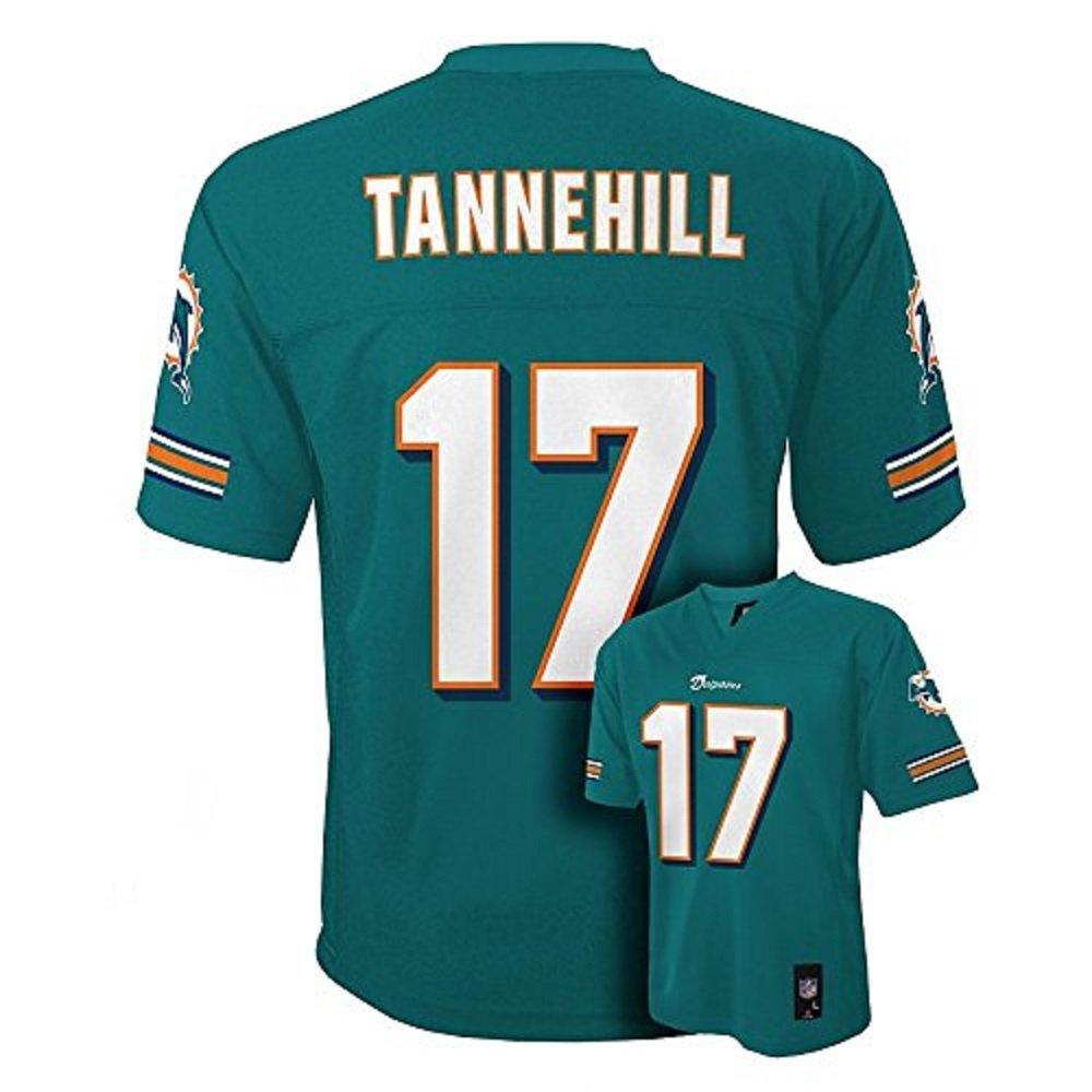 superior quality 30ac1 ddd7d Amazon.com: Ryan Tannehill Miami Dolphins Aqua NFL Kids 2016 ...