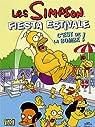 Les Simpson : Fiesta estivale : C'est de la Bombe ! par Groening