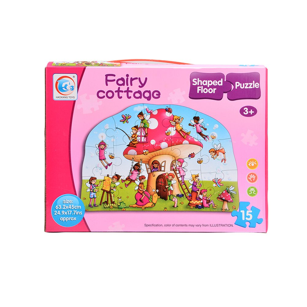Dayan Cube None Jigsaw Puzzle Toy Multicolor