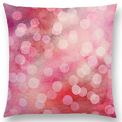 Hot Sale 2018 Gradient Rainbow Pastel Watercolor Moroccan Hexagon Pattern Colorful Gemstone Crystal Cubes Cushion Sofa Throw Pillow 002-1 Pc. Filling not included