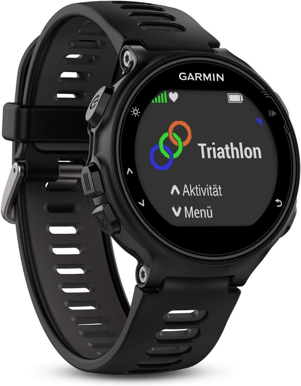 Garmin 735XT Forerunner Reloj multisport con GPS, Unisex adulto