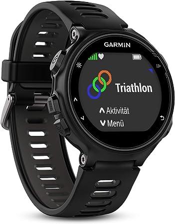 Garmin 735XT Forerunner Reloj multisport con GPS, Unisex adulto ...