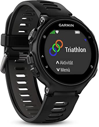 Garmin Forerunner 735 XT Black-Grey GPS 2016