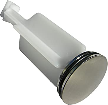 LASCO 0-2053 Lavatory Pop Up Stopper Fits Price-Pfister and Other Brands Chrome Plated