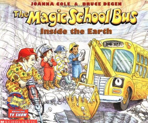 Magic School Bus Collection - The Magic School Bus Inside the Earth (Magic School Bus)