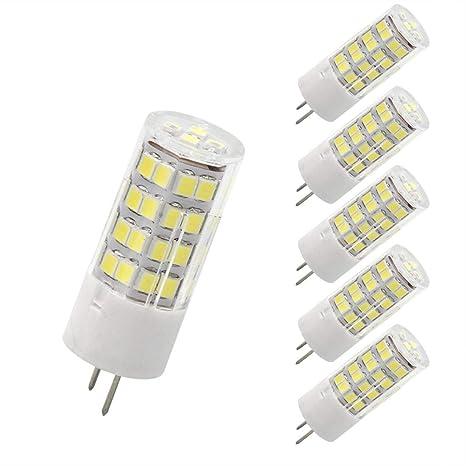 Amazon.com: LED G8 4 W luz LED foco (reemplazar foco ...