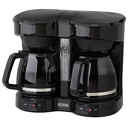 Amazoncom Kitchen Selectives Cm 302bl Drip Coffee Maker 12 Cup