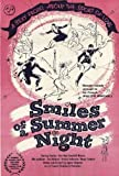 Smiles of a Summer Night POSTER Movie (27 x 40 Inches - 69cm x 102cm) (1955)