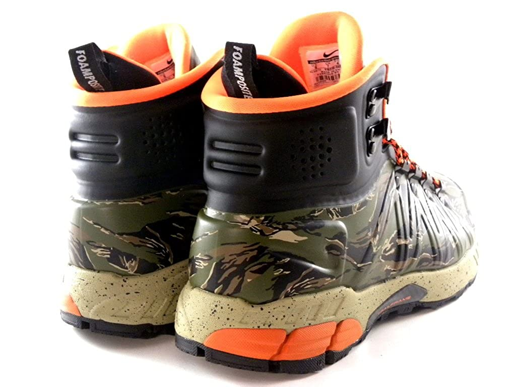 Amazon Com Nike Men S Acg Zoom Meriwether Posite Trail Boots Size
