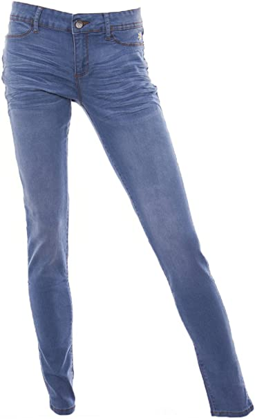 DESIGUAL DENIM 2nd SKIN jeans da donna