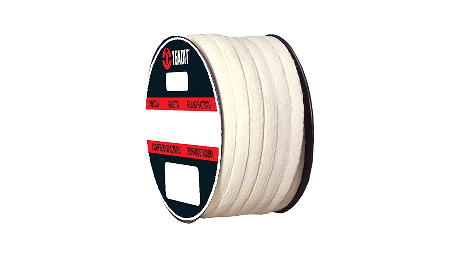 STCC Lubricated Spool 1//8 CS x 25 lb 1//8 CS x 25 lb Sterling Seal and Supply 2019.125X25 Teadit Style 2019 Synthetic Yarn with PTFE Spool
