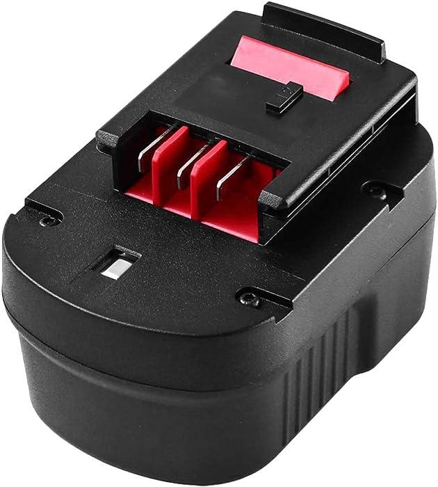 The Best Battery 12V Black  Decker