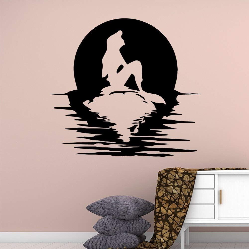 Ajcwhml Decoración de hogar de Sirena Caliente decoración de ...