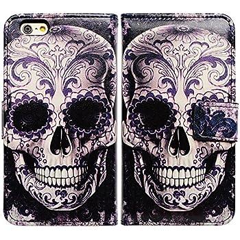 iphone 6 skull case