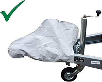 Bresetech Universale Wohnwagen Caravan AnhÄngerkupplung Abdeckung Deichselhaube Deichselabdeckung Auto