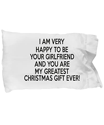 best christmas gifts your girlfriend pillow case