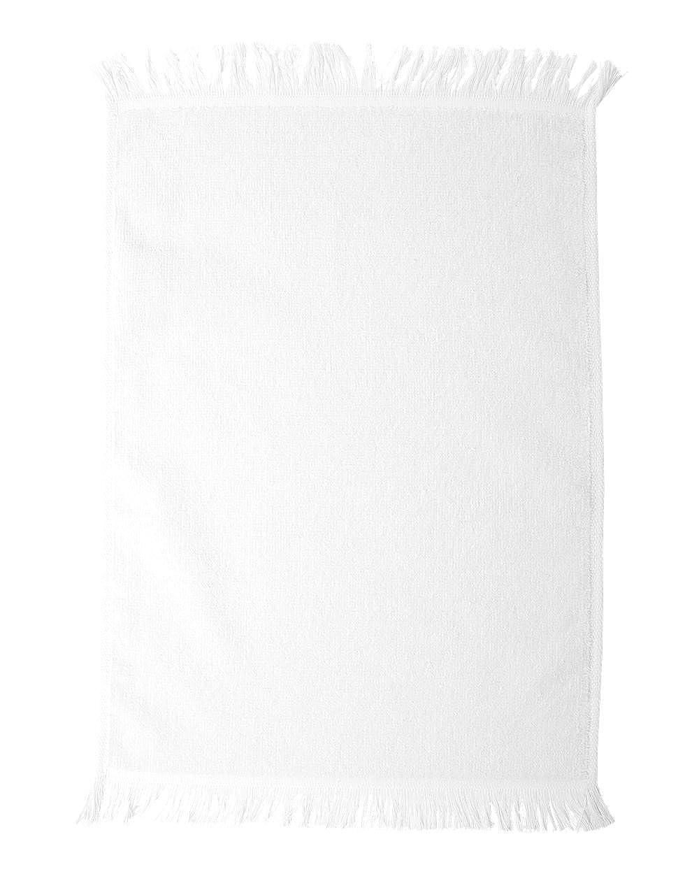 Fringed Fingertip Towel Towels Plus T600