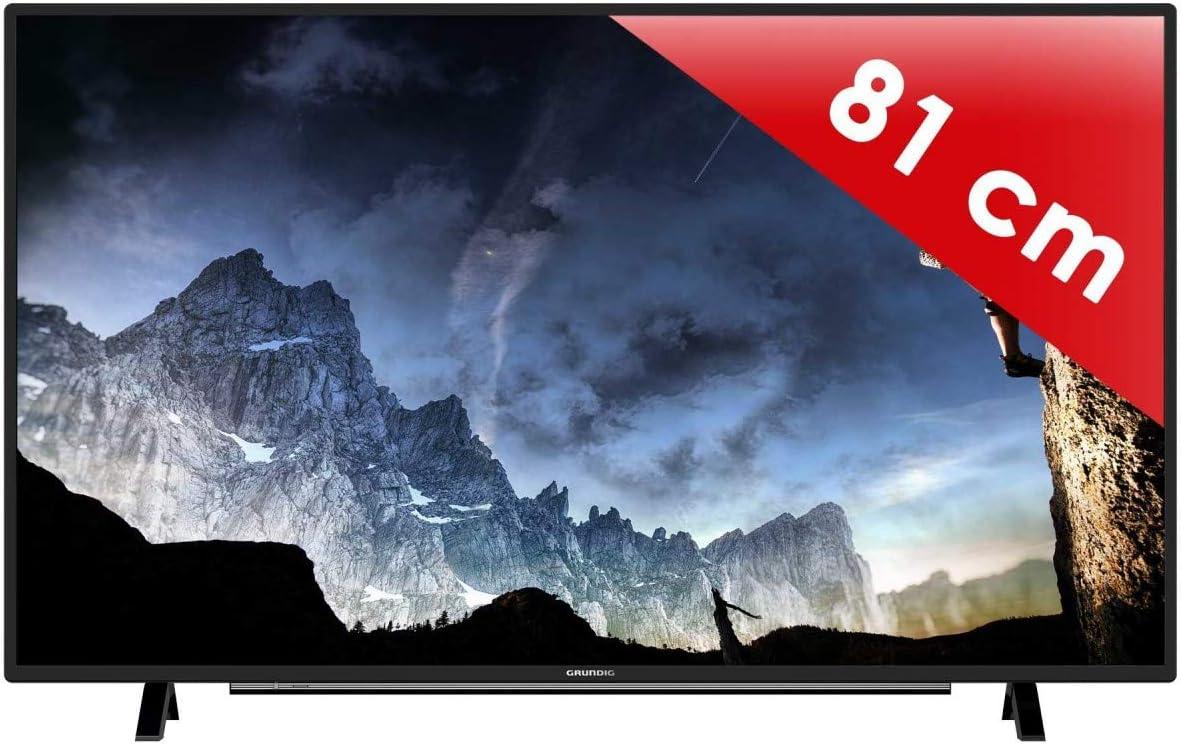 Grundig 32 VLE 6730 BP TELEVISISORES LED/LCD/Plasma, Negro: 194.81 ...