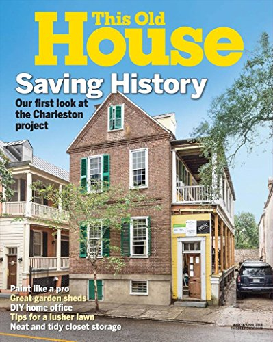 THIS OLD HOUSE Magazine - In Ventura Shopping