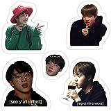 Amazon Com Belinzstore Bts Meme Pack By Chimmyart Stickers 3 Pcs