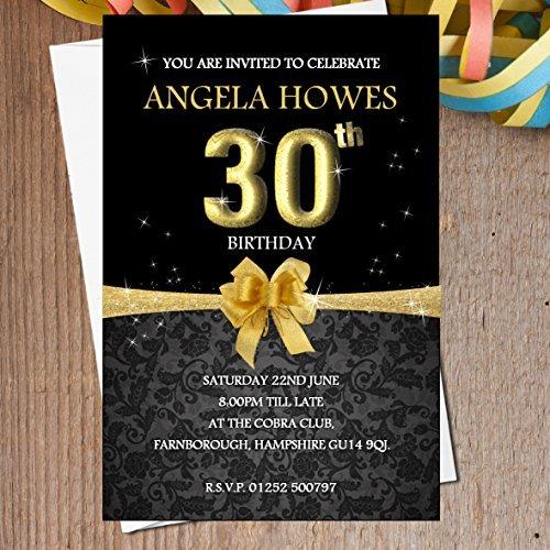 50th Invitation - 8