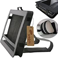 """Car Headrest Mount Mounting Holder Fits For 9"""" 9.5"""" Portable DVD Players Swivel"""