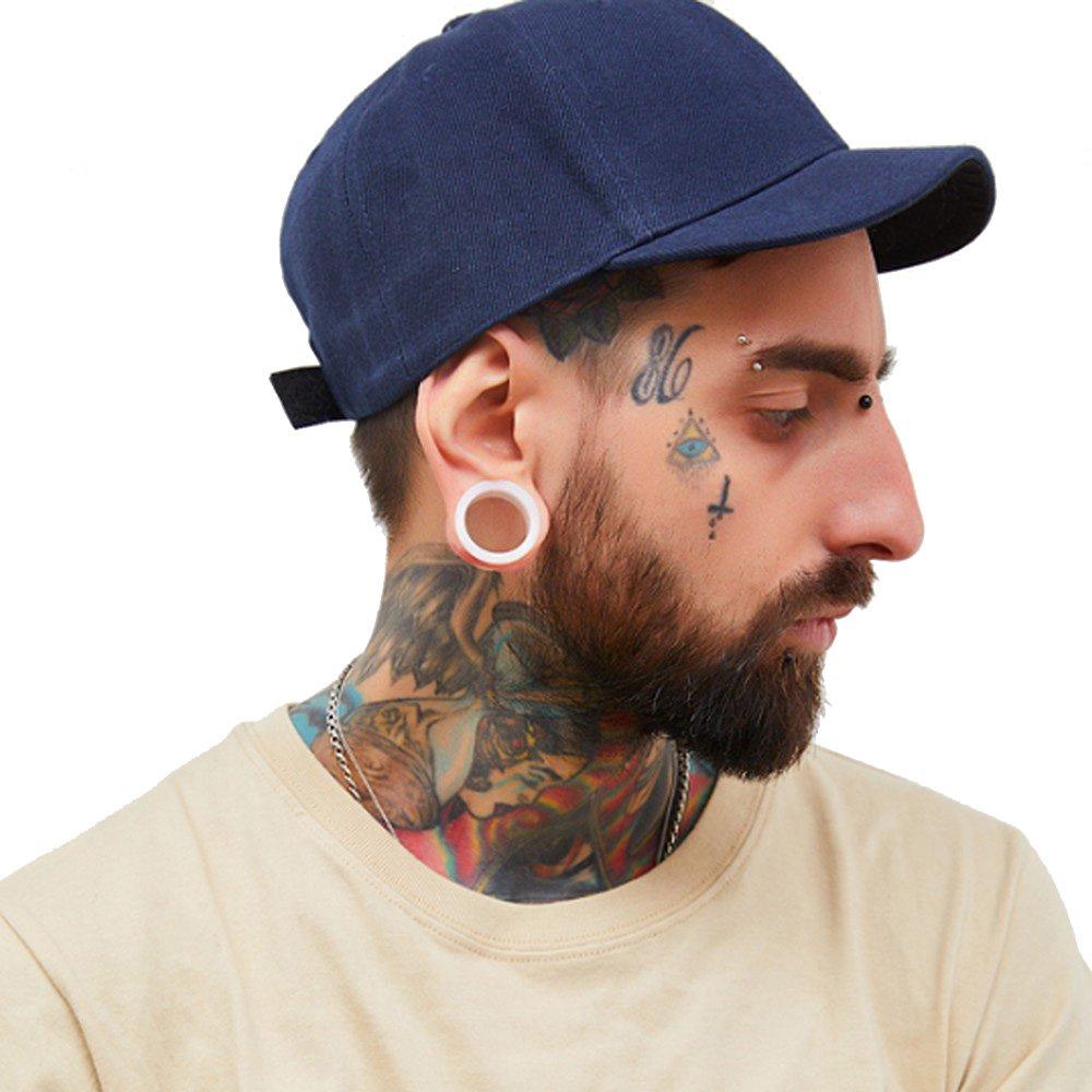 Clape Cotton Twill Cap Short Brim Baseball Hat Stylish Trucker/Baseball Style Hat