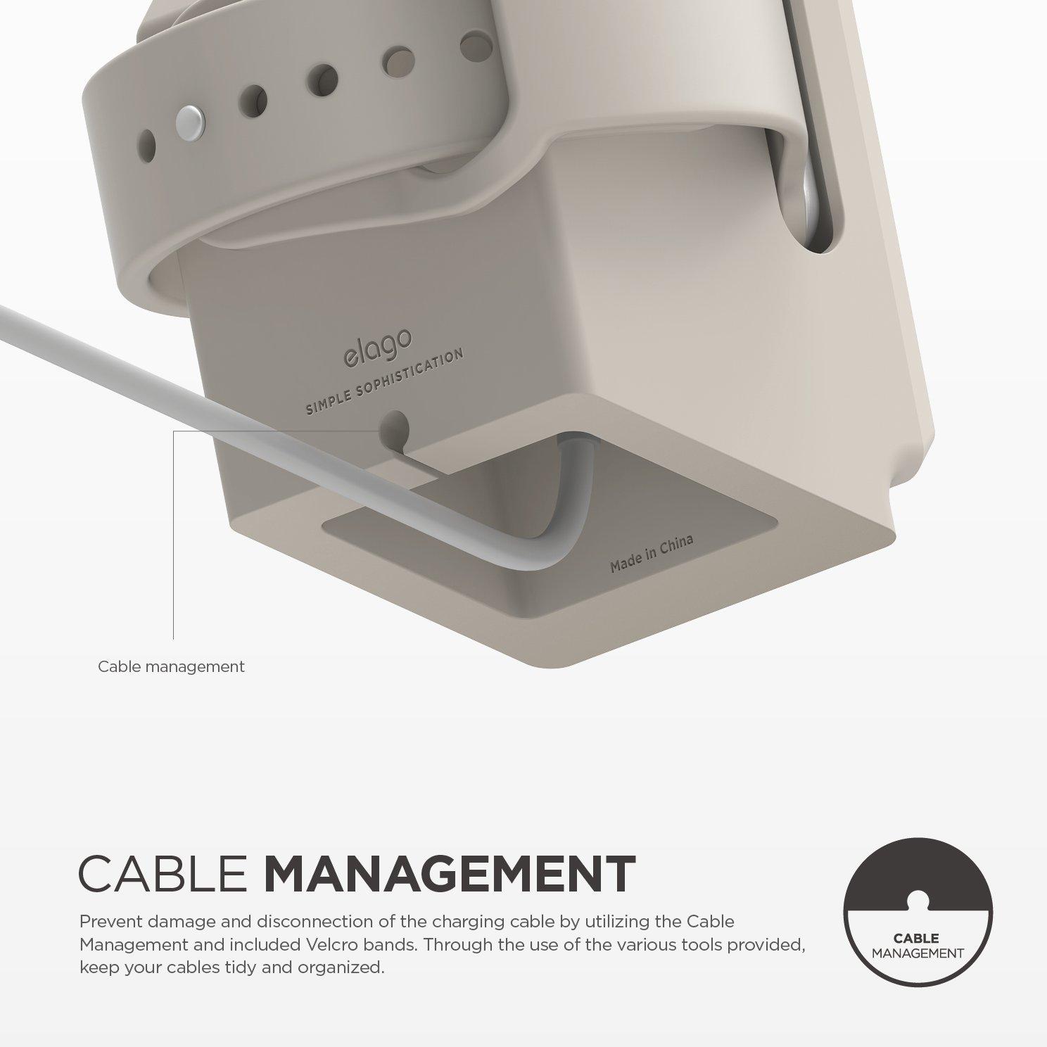 Amazon.com: elago W3 Stand [Original Design Awards] [White ...