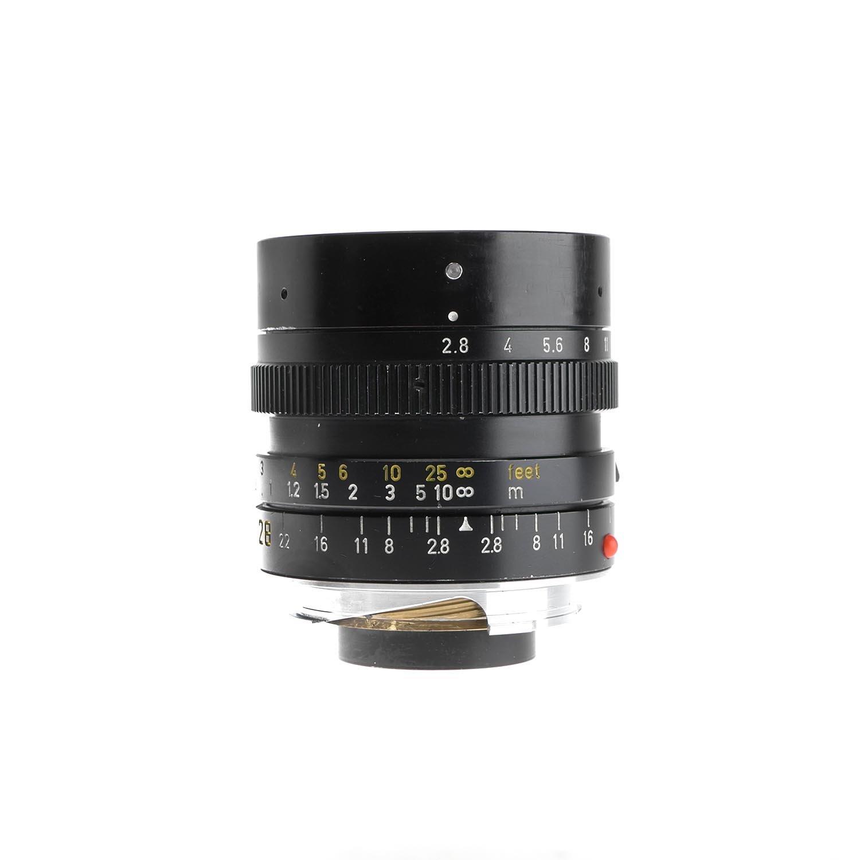 Leica 28 mm f2 . 8 elmarit-m 2977657   B078956SFH